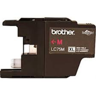 CARTUCHO BROTHER LC75 MAGENTA en internet