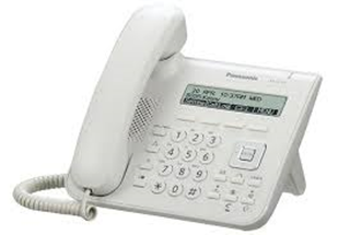 TELEFONO IP Panasonic UT-113 - WHITE
