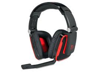 AURICULARES+MIC THERMALTAKE SHOCK ONE GAMING - comprar online