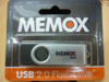 PENDRIVE 8GB MEMOX USB-MX8G