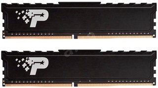 DDR4 16GB PATRIOT 2400MHZ CL17 - comprar online