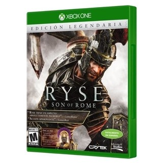 JUEGO XBOX ONE MICROSOFT RYSE GOTY (OUTLET) - comprar online