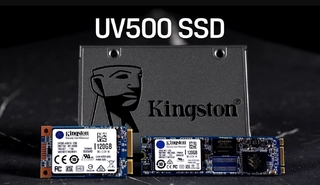DISCO SSD M.2 240GB KINGSTON UV500 - comprar online