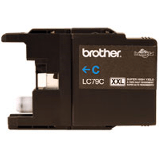 BROTHER LC79 C P/MFC-6710DW 1200 PAG CYAN (I) - comprar online