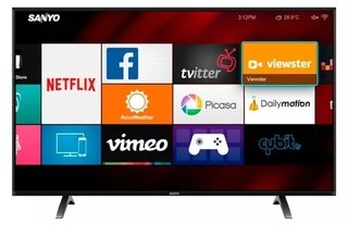 TV 50 SMART SANYO FHD - comprar online