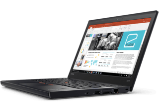 NOTEBOOK LENOVO 12.5 X270 I5 6200U 4G 500HD FREE DOS
