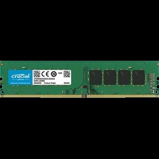 MEMORIA PC 4GB DDR4-2400 UDIMM CRUCIAL en internet