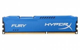 DDR3 PC HYPERX FURY BLUE 4GB 1866MHZ - Uno Informática Ecommerce
