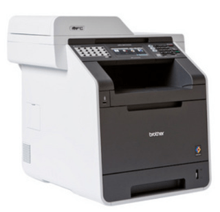 MULTIFUNCION BROTHER MFC-L8850 CDW LASER COLOR2400X600 DPI - comprar online