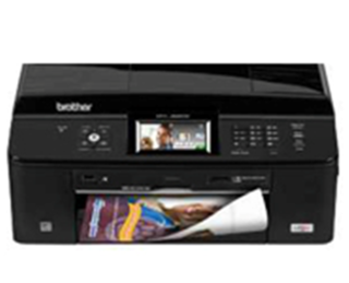 MULTIFUNCION BROTHER MFC-J825DW + PAPEL FOTO GLOSSY