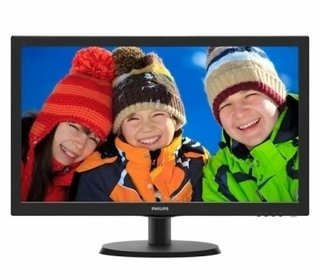 MONITOR 22 LED PHILIPS HDMI /VGA VESA - comprar online