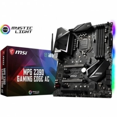 MOTHERBOARD (1151 V.2) MPG Z390 GAMING EDGE AC MSI