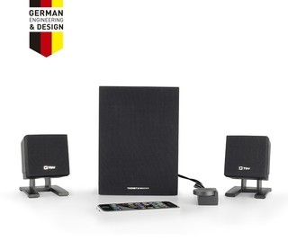 PARLANTES THONET SPIEL 2.1 BLACK BLUETOOTH en internet