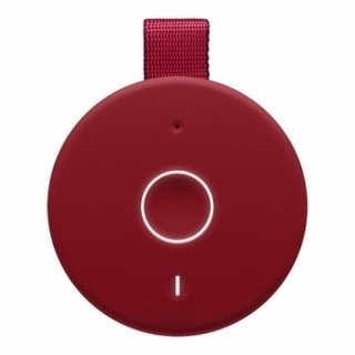PARLANTE BLUETOOTH UE BOOM 3 SUNSET RED LOGITECH - comprar online