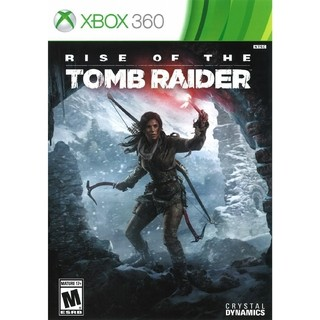 JUEGO XBOX 360 RISE OF THE TOMB RAIDER - Uno Informática Ecommerce