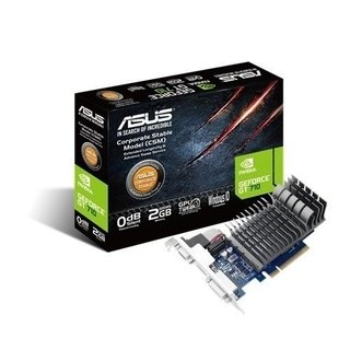 PLACA GEFORCE GT 710-SL-2GD5 DDR5 2GB CSM DVI HDMI ASUS