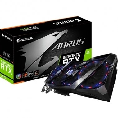 PLACA AORUS GEFORCE RTX 2070 8G  GIGABYTE