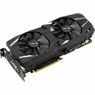 PLACA GEFORCE DUAL RTX 2060 A6G ASUS