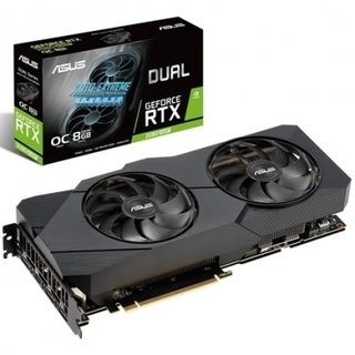 PLACA GEFORCE DUAL RTX 2080 SUPER O8G EVO ASUS
