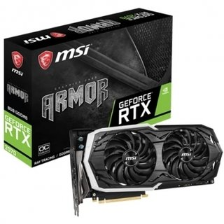 PLACA GEFORCE RTX 2070 ARMOR 8G OC MSI