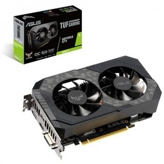 PLACA GEFORCE TUF GTX 1660 TI O6G GAMING ASUS