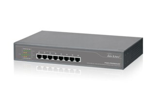 SWITCH AIRLIVE 8P 4 POE AIRLIVE FAST ETHERNET S/FUENTE - comprar online