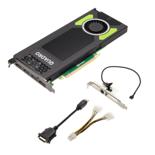 PLACA VIDEO VGA 8GB M4000 QUADRO PNY