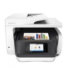 Imagen de MULTIFUNCION HP 8720 OFFICEJET PRO 22 PPM D9L19A
