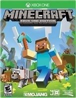 JUEGO XBOX ONE MICROSOFT MINECRAFT ONE