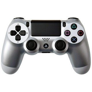 JOYSTICK PLAYSTATION PS4 DUALSHOCK SILVER en internet