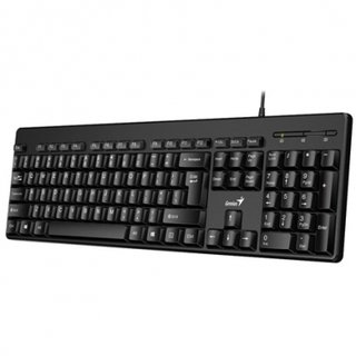 TECLADO GENIUS KB-116 USB BLACK