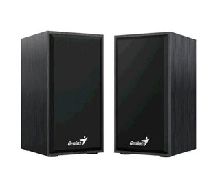PARLANTES GENIUS SP-HF 180 USB 4W POWER BLACK - comprar online