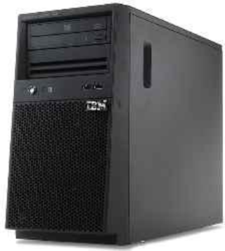 SERVER IBM X3100M4 E3-1220 8GB + DISCO 2TB