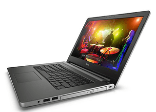 NOTEBOOK DELL 14` Inspiron 5458 CORE I3 4GB 1TERA WIN8 - comprar online