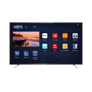 TV 65 TCL SMART 4K UHD L65P4K /TDA PLATEADO (OUTLET)