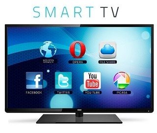 TV 40 LED SMART RCA DIGITAL FULL HD USB/HDMIX3/LA en internet