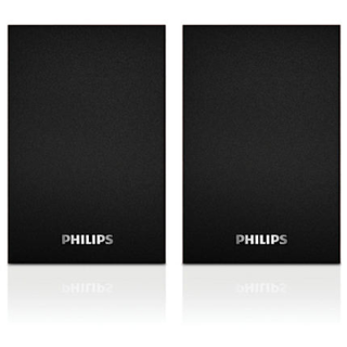 PARLANTES USB PHILIPS PARA NOTEBOOK 3W 3.5MM - Uno Informática Ecommerce