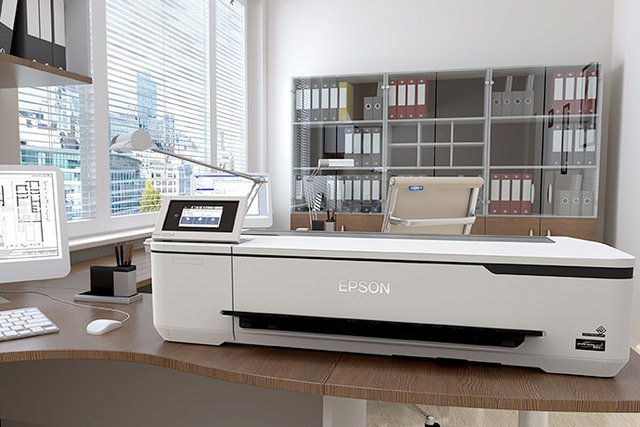 PLOTTER EPSON T3170 61CM WIFI ETHERNET