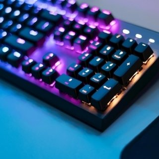 TECLADO GAMER MECANICO CK350 RGB - RED SWITCH COOLER MASTER