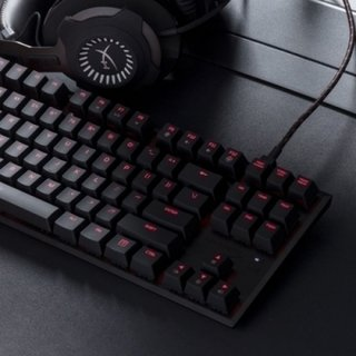 TECLADO GAMER HYPERX ALLOY FPS PRO CHERRY MX BLUE HYPERX