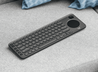 TECLADO INALÁMBRICO K600 SMART TV LOGITECH