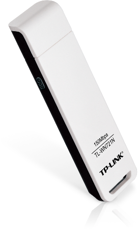 PLACA RED USB TP-LINK WN721N MINI 11N 150MBPS - tienda online