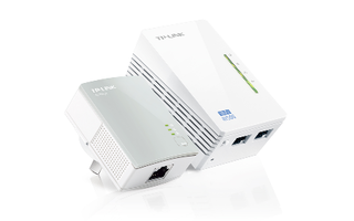 KIT EXTENSOR POWERLINE TP-LINK WPA4220KIT AV500 en internet