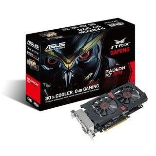 PLACA VIDEO VGA 2GB R7 370 STRIX ASUS DC2OC GAMING en internet