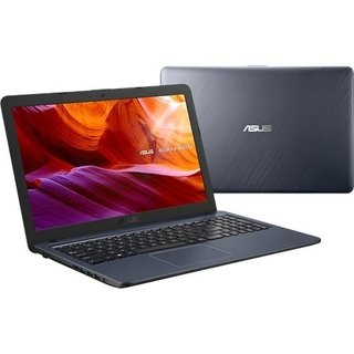 NOTEBOOK ASUS 15.6 i3-7020U 4GB 1TB LINUX (X543UA)