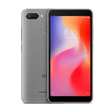 CELULAR XIAOMI REDMI 6 64GB BLACK