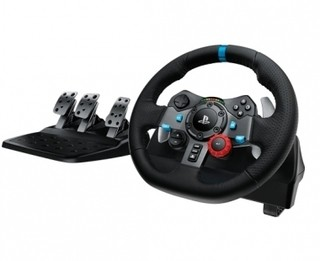 VOLANTE LOGITECH FORCE RACING G29 PARA PS3 Y PS4