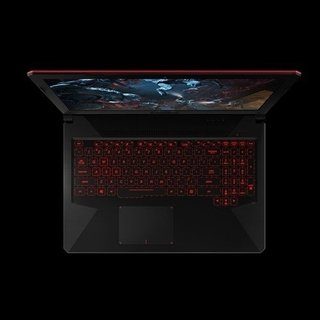 NOTEBOOK ASUS 15.6 GAMING i5-8300H 8GB 1TB LINUX - comprar online