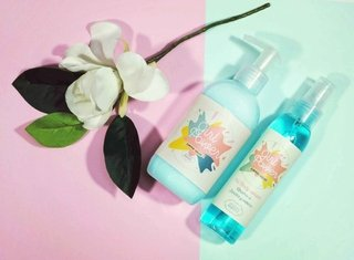 Crema & Body Splash Girl Power