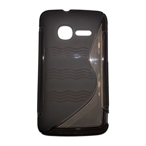 SHAPE ALCATEL 4010 NEGRO